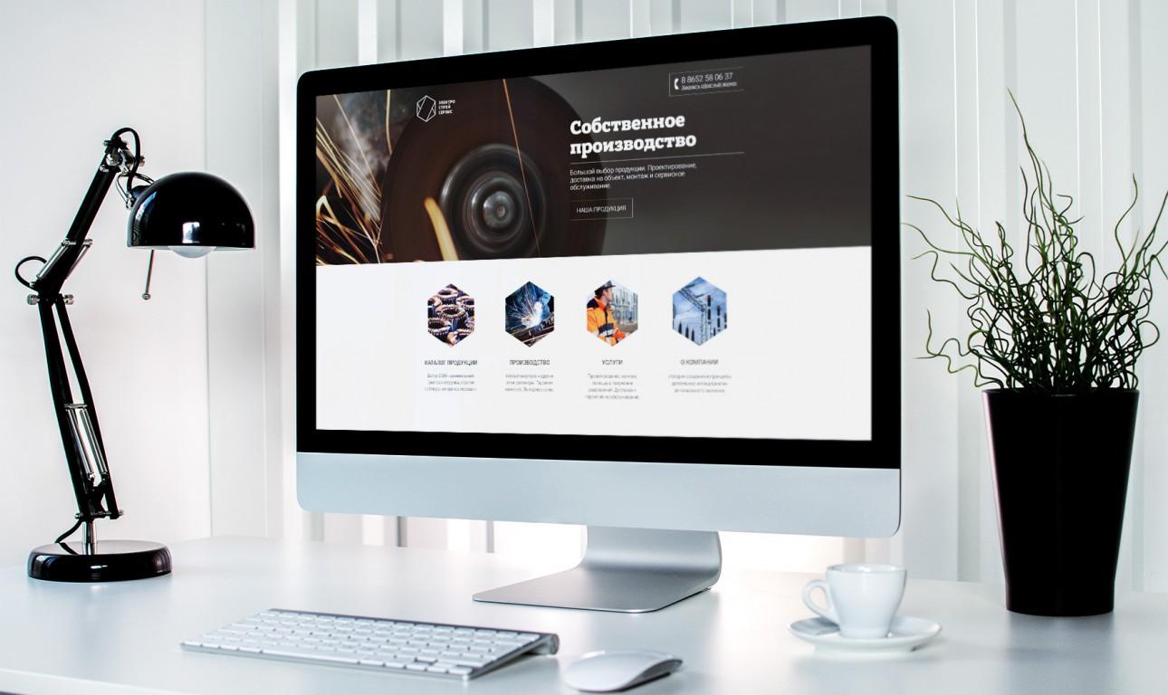 Редизайн сайта для производителя электрооборудования «ЭлектроСтройСервис»